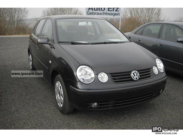 2004 Volkswagen Polo 9n Comfortline 1 4 Car Photo And Specs