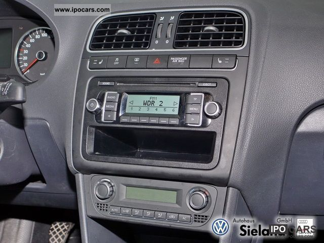 2011 Volkswagen Polo 1 2 Comfortline Team Gra Sports