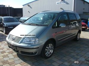 2005 Volkswagen Sharan 18 5V Turbo Trendline  Car Photo