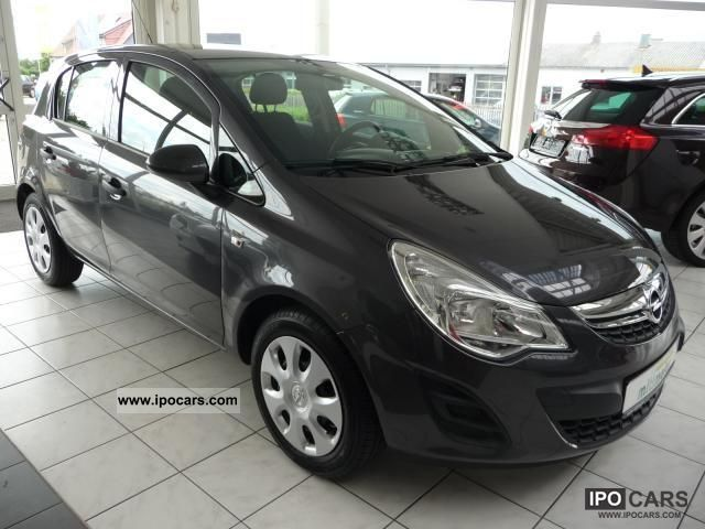 2011 Opel Corsa D 1 2ecoflex 5t Air Cd Radio Car Photo
