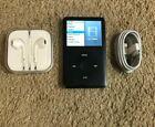 Apple iPod Classic 6th Generation Black (80 GB) Bundle – Fully Functional
