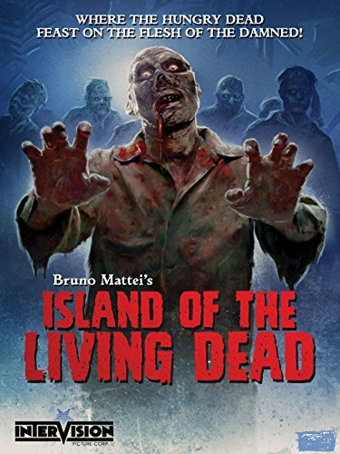 Island Of The Living Dead - DVD cover, from IMDB