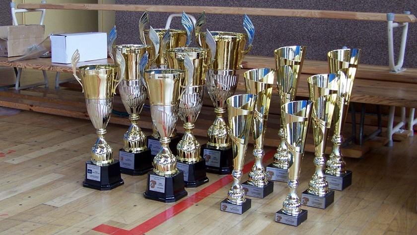 Trofea dla najszybszych