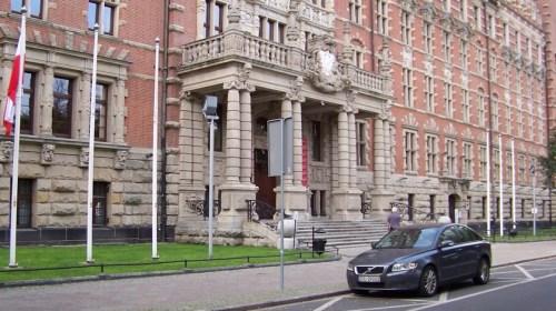 Zachodniopomorski Urząd Wojewódzki front budynku