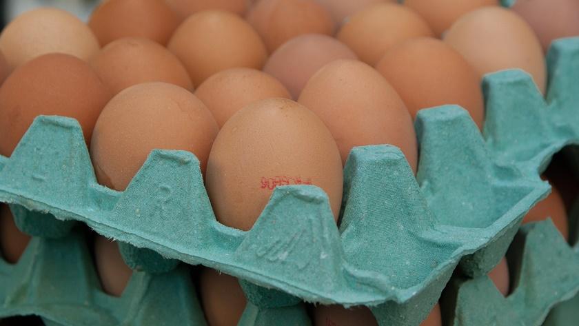 jajka w opakowaniu