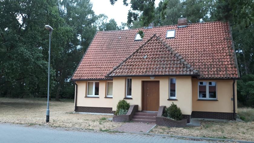 domek w Podgrodziu