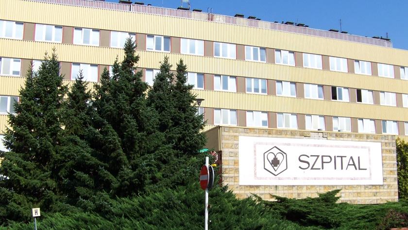 szpital w Policach