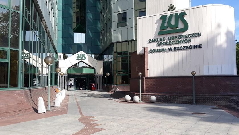 oddział ZUS w Szczecinie