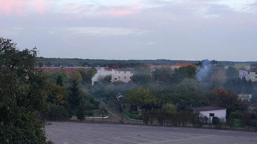 Jest jesień, to musi być dym