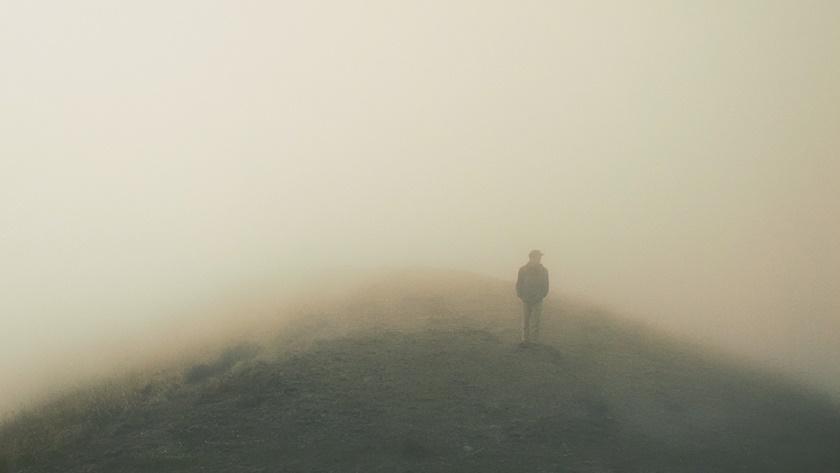 gęsta mgła