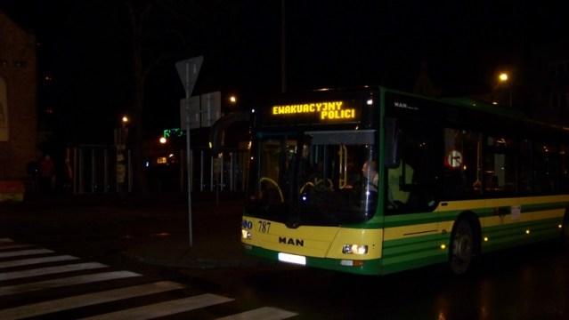 autobus ewakuacyjny