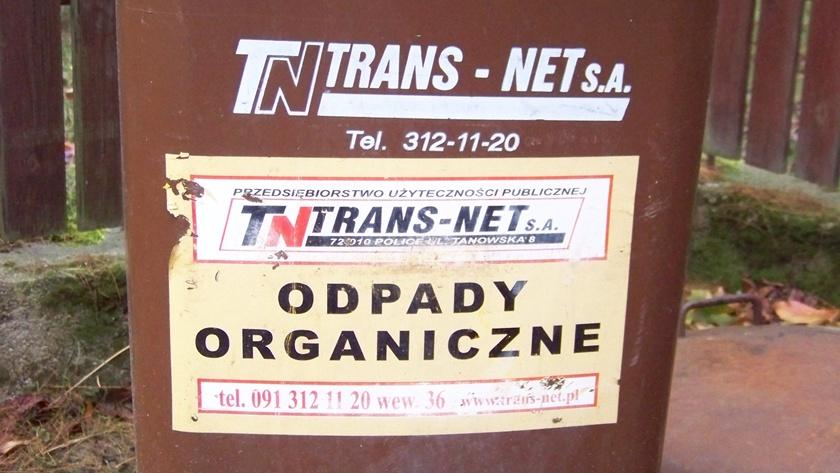 pojemnik na odpady organiczne