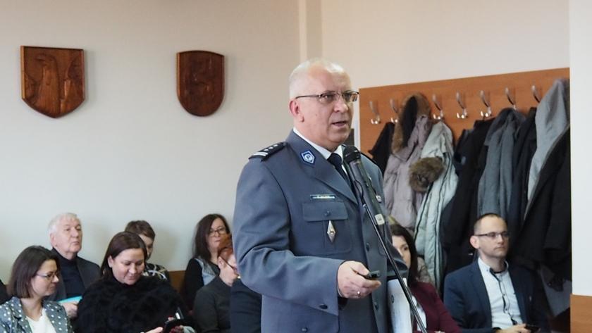 inspektor Mariusz Bajor