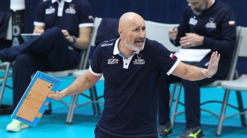 Marcello Abbondanza, trener Chemika Police