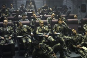 Is the military necessary for the advancement of human civilization?