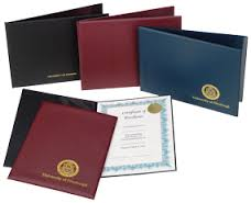 Personalized Certificate Holder Ipower Products