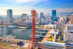 兵庫県神戸市の風景