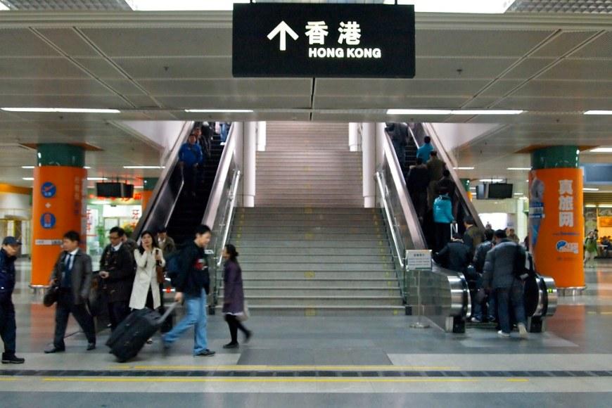 Hong Kong February 2011