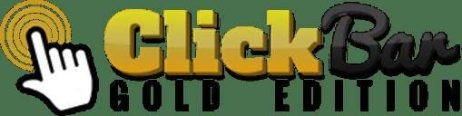 Upgrade to ClickBar Gold Edition