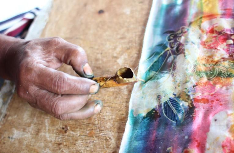 Motif Batik Tulis Paling Populer Di Indonesia