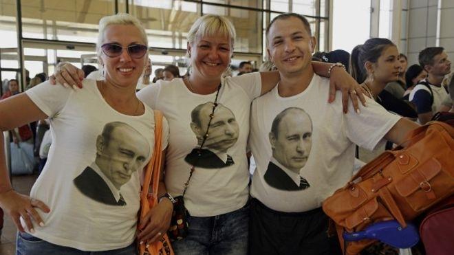 Россия отправляет в Египет за туристами 44 самолета