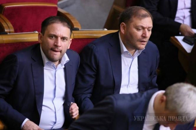 Парубій, Добкін, Вілкул і ще 167 депутатів отримали компенсації за оренду житла