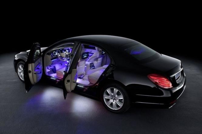 """Нафтогаз"" купує для Коболєва броньований Mercedes за 5 млн грн"