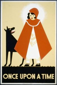 Little_Red_Riding_Hood_WPA_poster