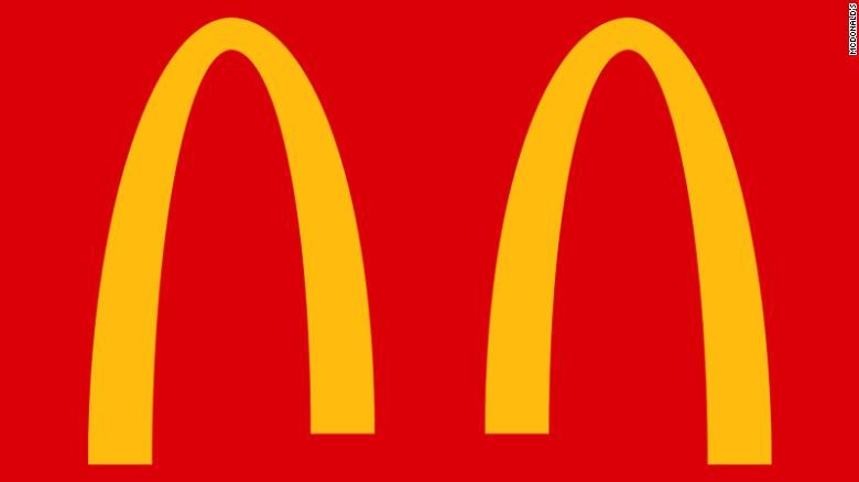 McDonald's Brazil separated the golden arches.