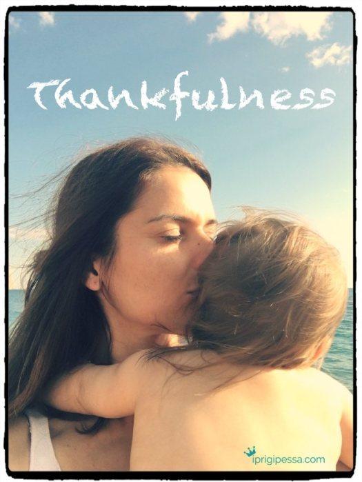Μικρές στιγμές ευγνωμοσύνης μας δίνουν δίναμη και μας φέρνουν τη λιακάδα μετά τη μπόρα