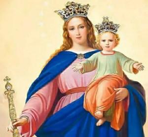 Beata Vergine Maria Regina – 22 agosto