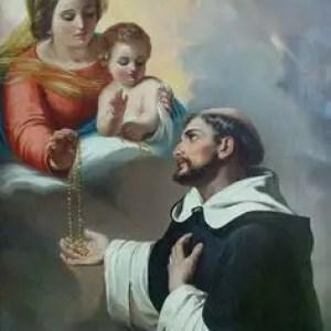 S. Domenico di Guzman: umile predicatore che con il S. Rosario sconfisse le eresie