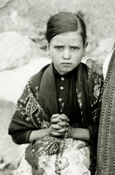 20 febbraio 2020: Centenario della morte di S. GIACINTA di Fatima, eroica nella sofferenza per amore dei Cuori di Gesù e di Maria.