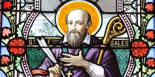 Novena a San Francesco di Sales    – dal 15 al 23 gennaio