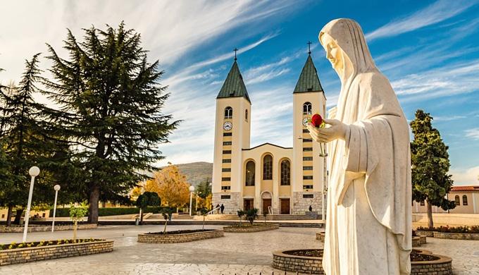Read more about the article Il 40° anniversario delle apparizioni a Medjugorje