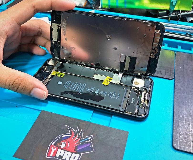 iPhone 7 Masuk Air Repair Di Kuala Lumpur KL