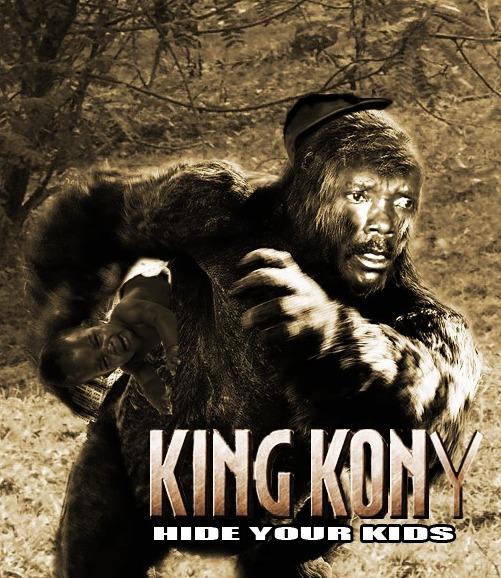 King Kony Joseph 2012