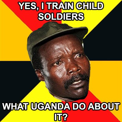 Kony - What Uganda do about it? Kony 2012