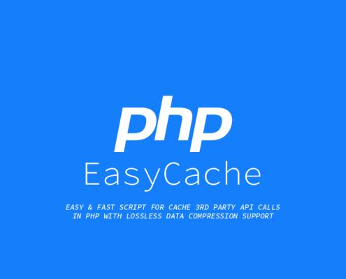php-EasyCache