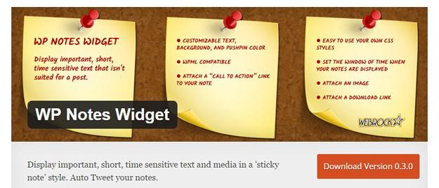 wp-notes-widget