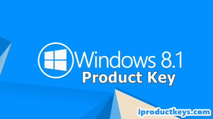 free product key generator for windows 8.1