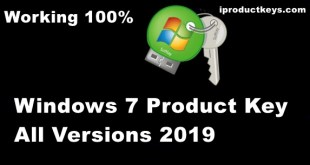 free universal product key for windows 7 ultimate 32 bit