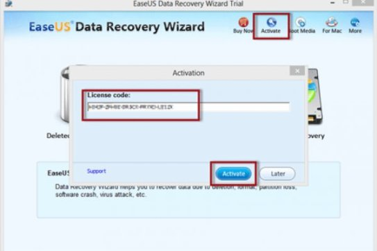 free download serial key for easeus data recovery