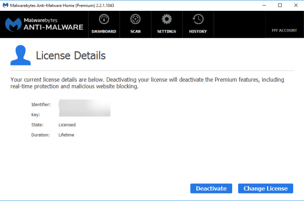 Malwarebytes Premium key | Serial /License Keys Tested