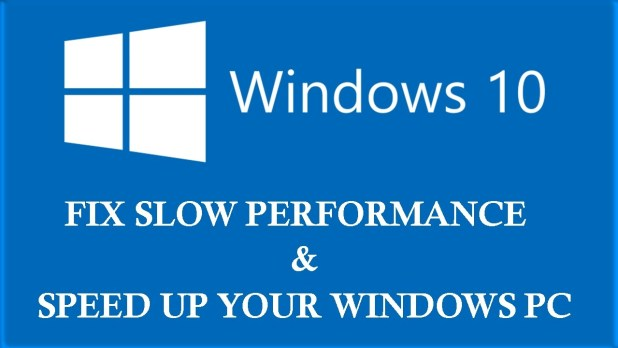 windows 10 slow