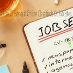 Should You Make Use Of General Online Classifieds Or Job Sites