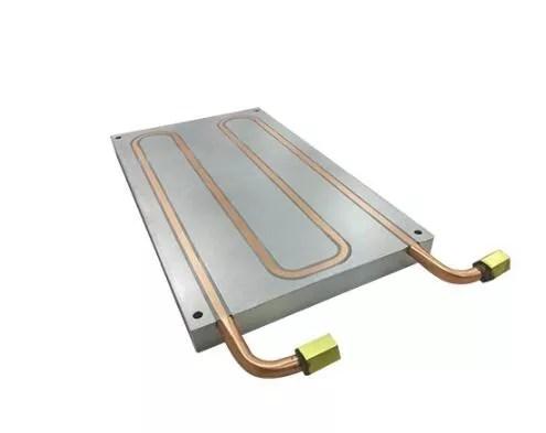 is the cpu heat sink an air cooled heat