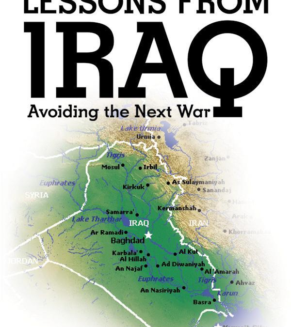 Lessons From Iraq: Maryland Reading