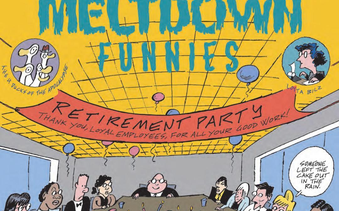 Economic Meltdown Funnies