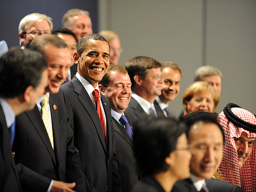 G-20: Forum for International Non-Cooperation?